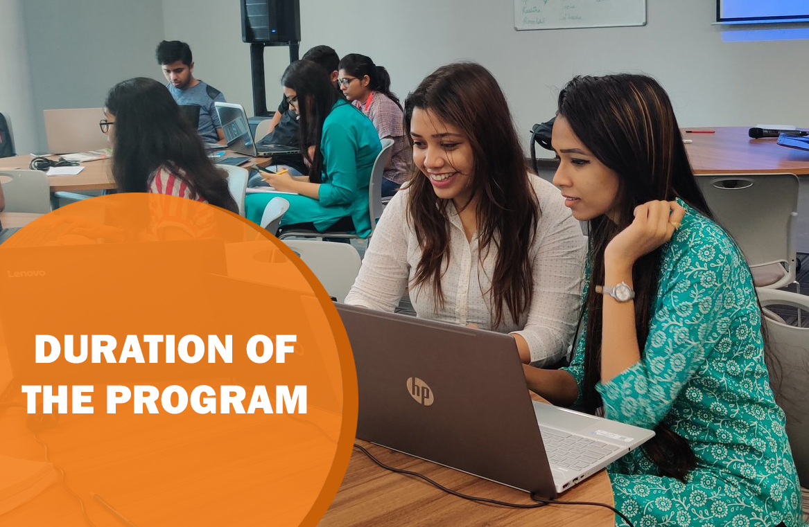 Duration of the MBA Program