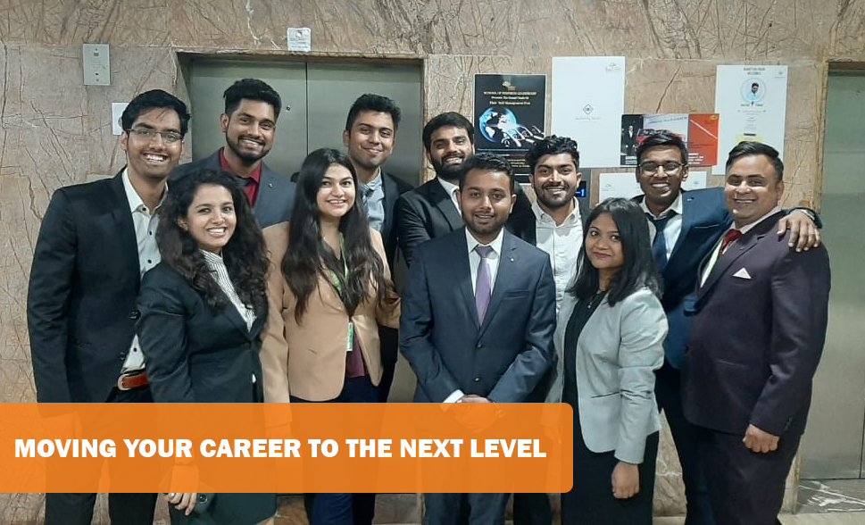 Career progression with MBA at SOIL