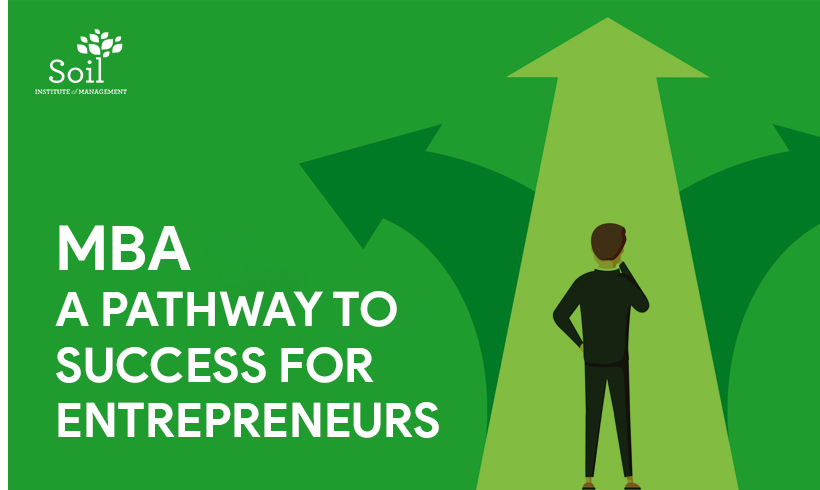MBA - A Pathway to Success for Entrepreneurs
