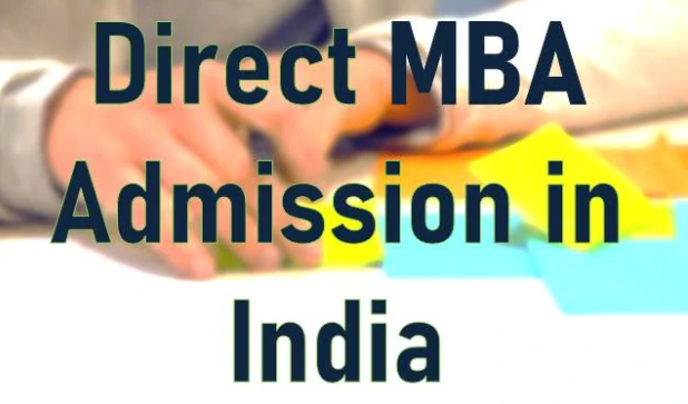 Direct MBA Admission in India