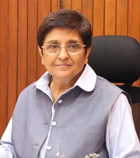 Dr Kiran Bedi