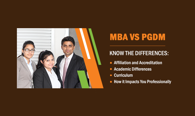 MBA vs. PGDM: Understanding the Difference