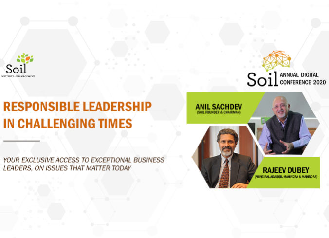SOIL's Annual Digital Conference 2020