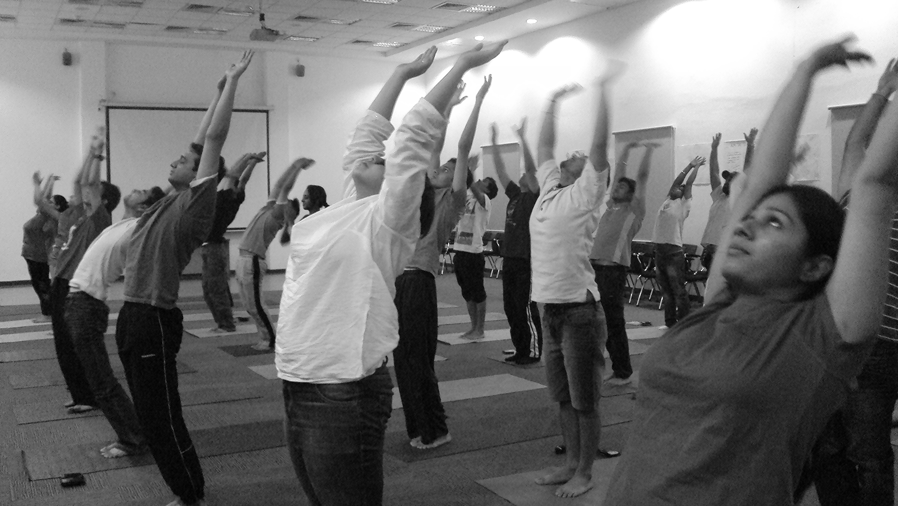 Yoga Sessions at SOIL