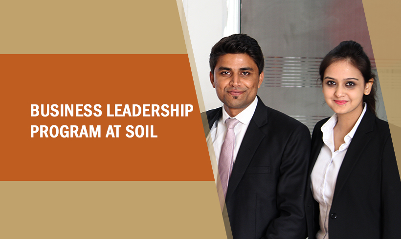 Business Leadership Program at SOIL