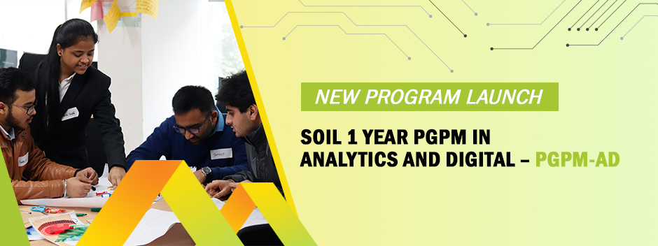 Launch of PGPM - Analytics and Digital Program