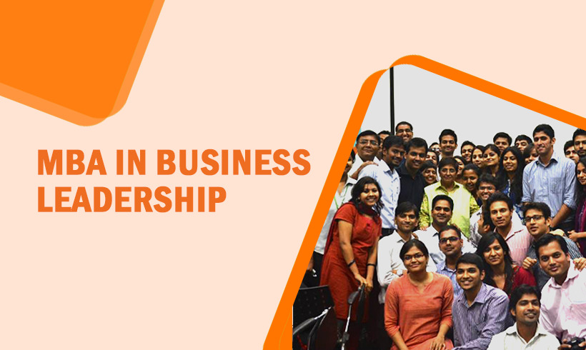 MBA in Business Leadership