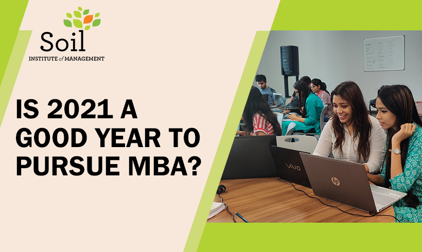 Is 2022 a good year to pursue MBA?