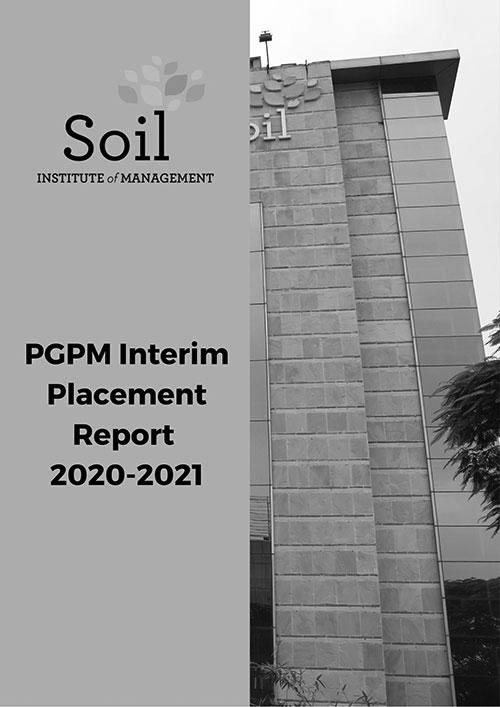 Interim Placement Report 2020-21