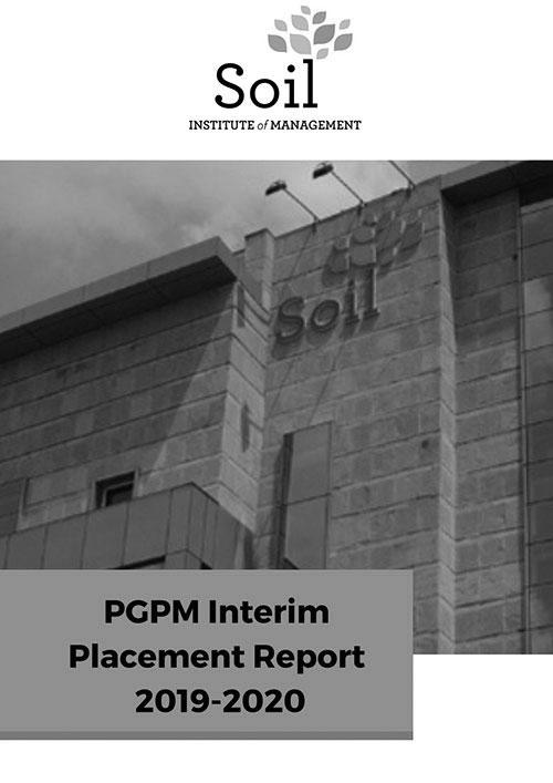 Interim Placement Report 2019-20