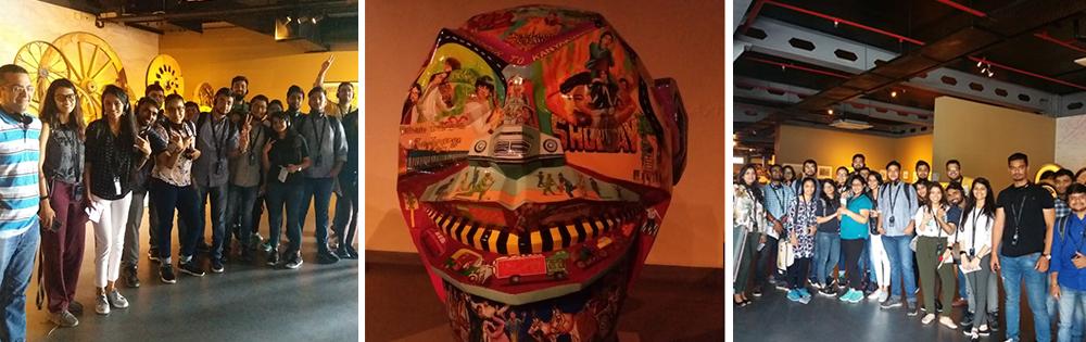 Art Appreciation through Museum, Theater & Art Gallery Walks