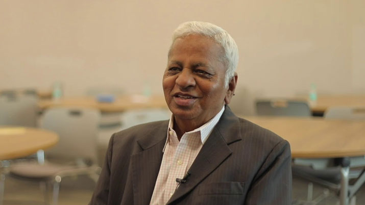 B. Muthuraman