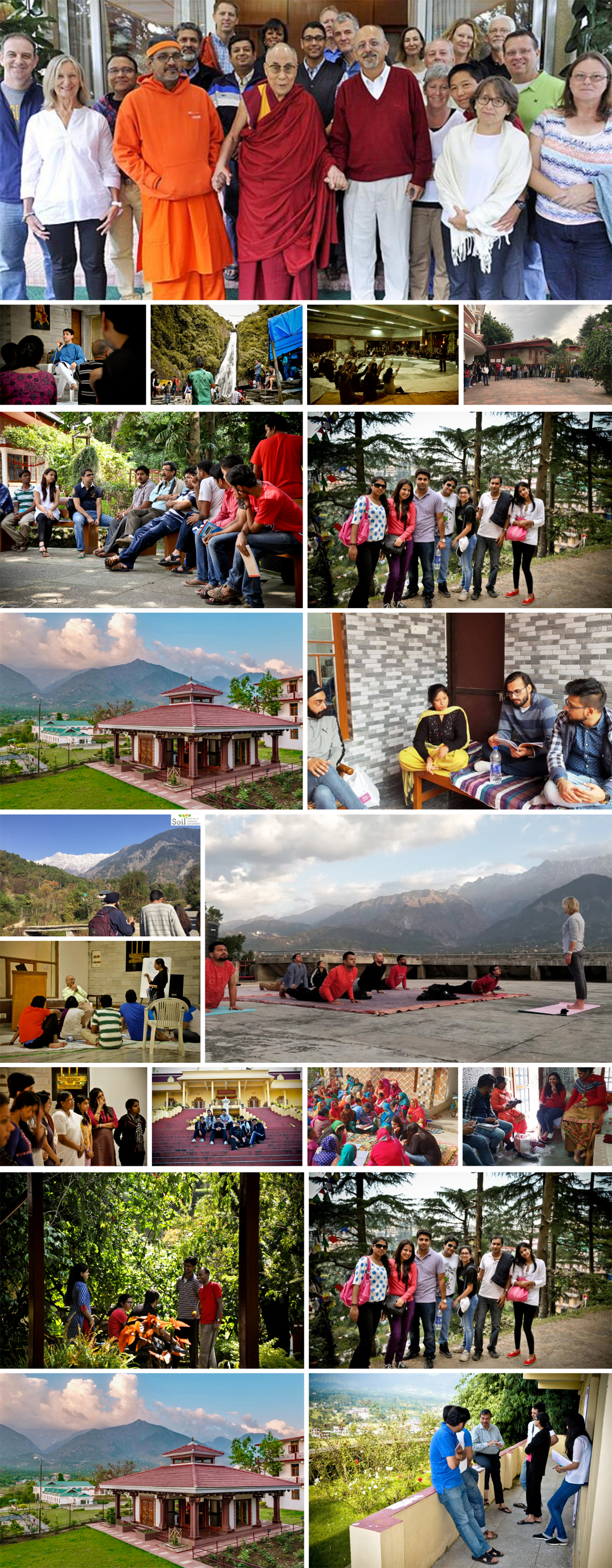 What to Expect during a Himalayan Retreat Program
