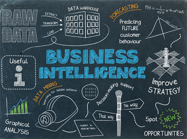 Learn Business Intelligence & Strategy