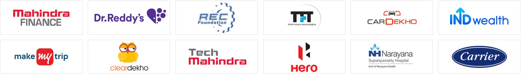 Participating Companies