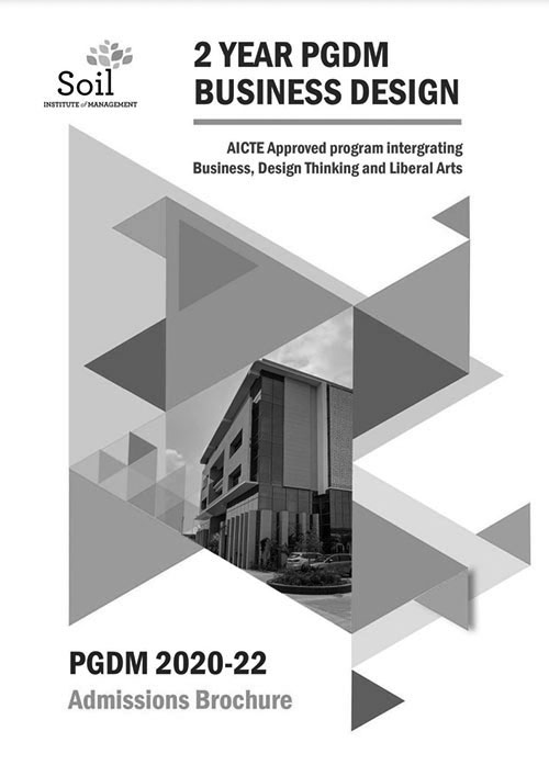 PGDM Admissions Brochure